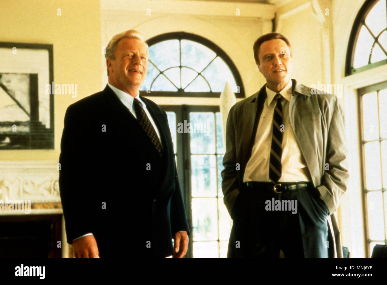 Excess Baggage, aka: Ärger im Gepäck, USA 1997, Regie: Marco Brambilla, Darsteller: Jack Thompson, Christopher Walken - Stock Image
