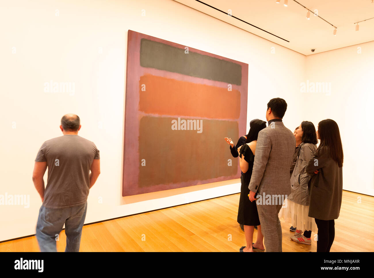 Abstract Art Museum Nyc