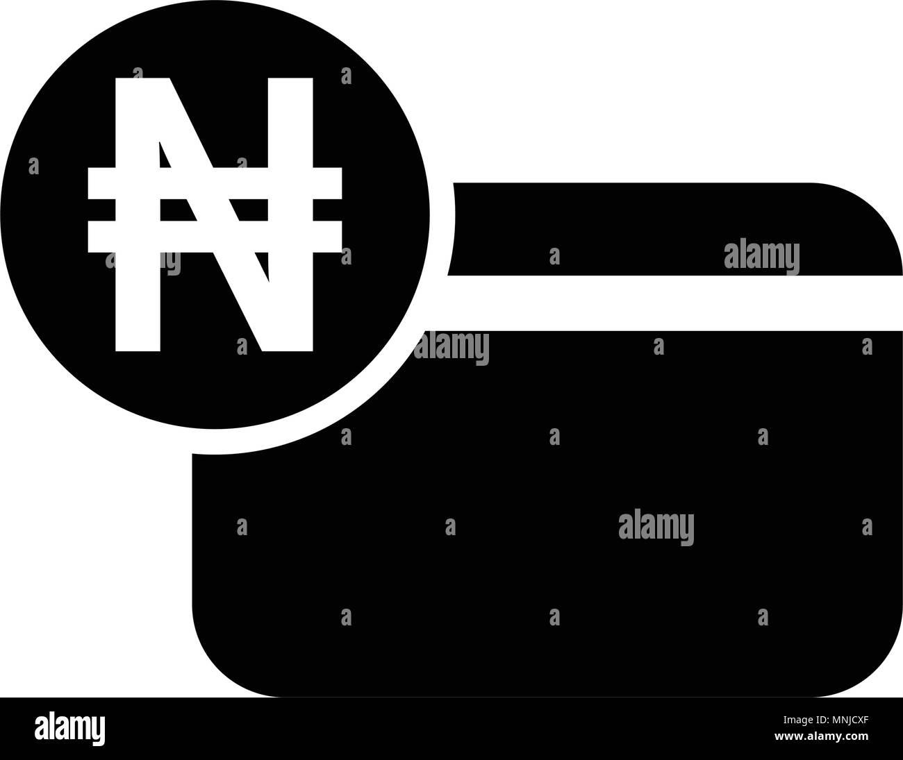 Nigeria Naira Symbol Stock Photos Nigeria Naira Symbol Stock