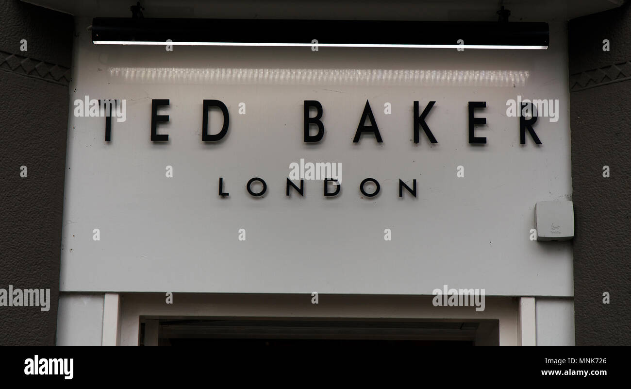 Ted Baker Store Stock Photos   Ted Baker Store Stock Images - Alamy edca024b9d4e0
