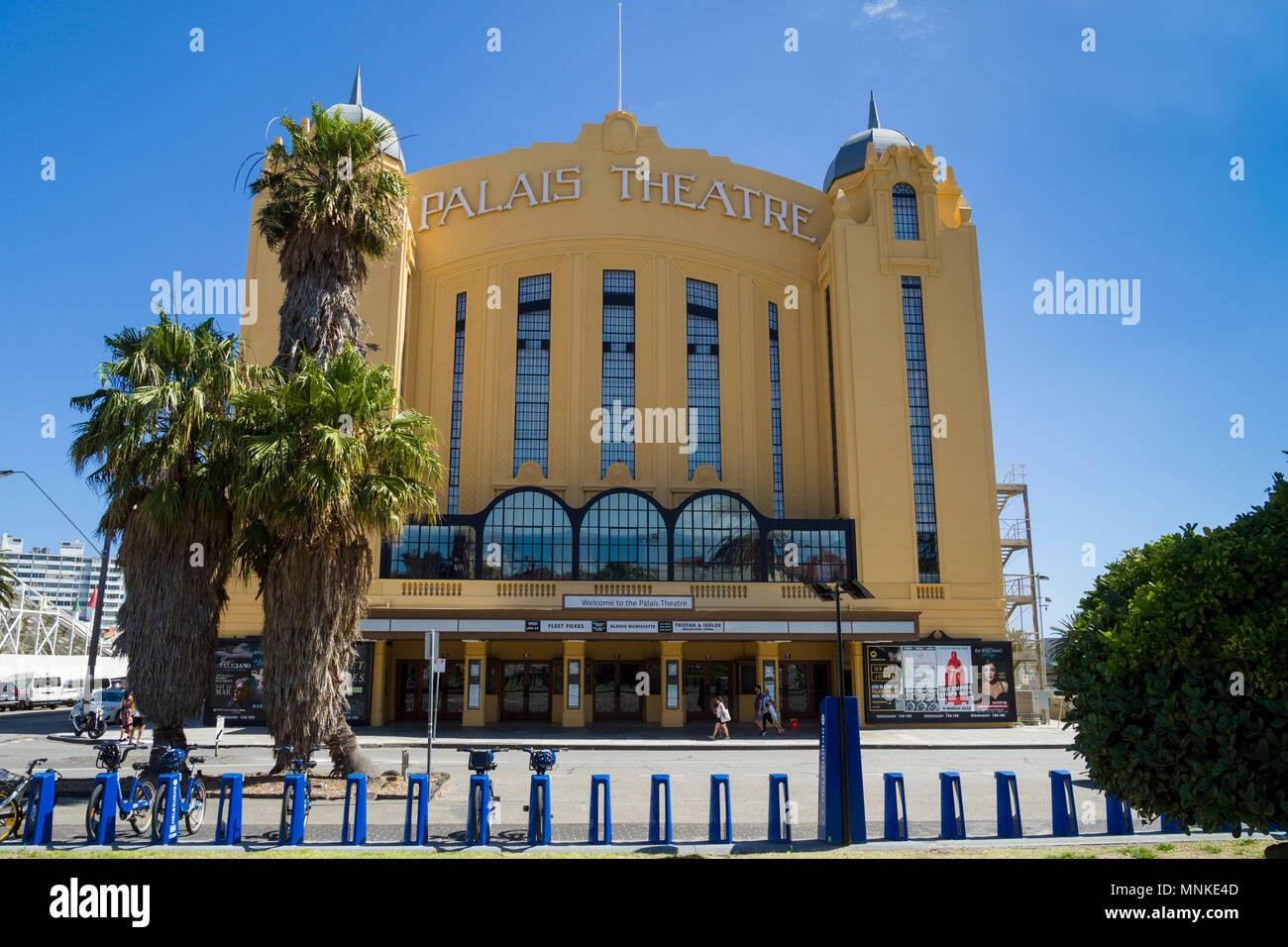 Art Deco Cinema Hall Stock Photos & Art Deco Cinema Hall Stock