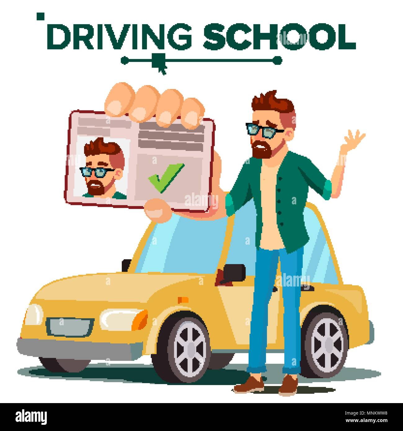 how to pass driving exam