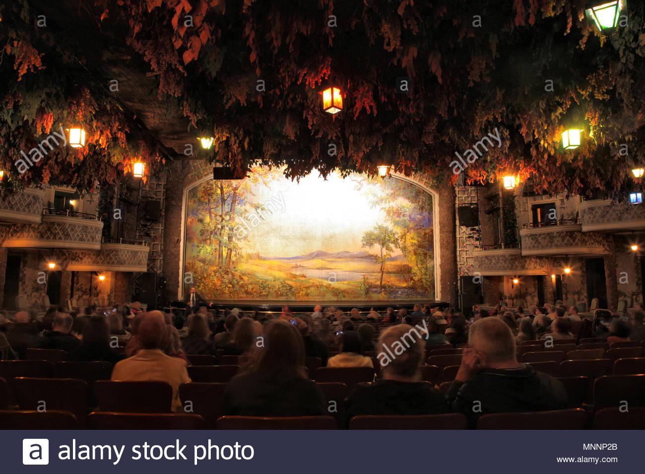 Vaudeville Theatre America Stock Photos & Vaudeville Theatre America ...