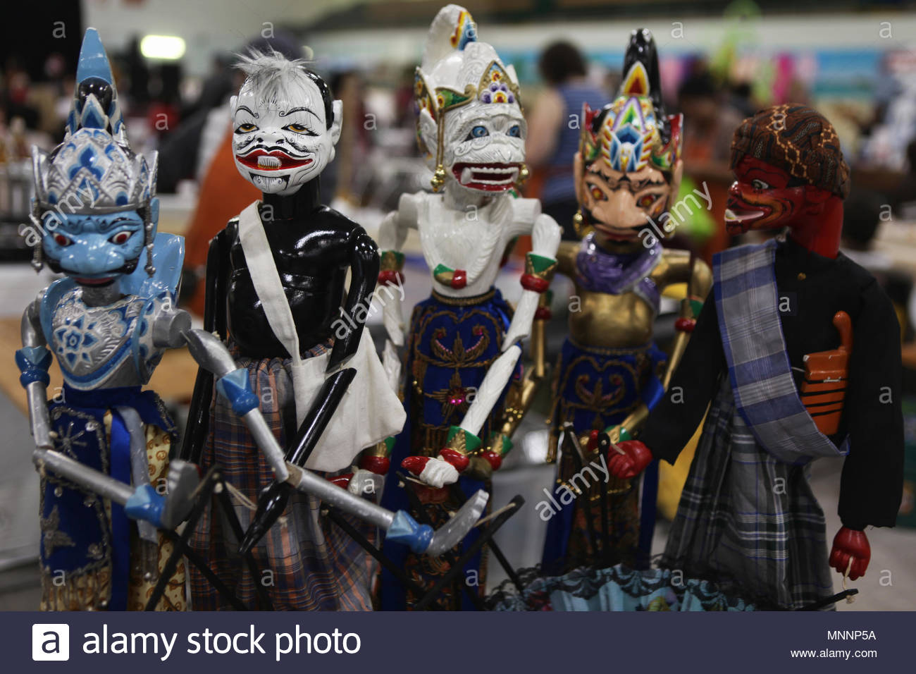 page 3 wayang high resolution stock photography and images alamy https www alamy com indonesian javanese wayang golek puppets image185489846 html