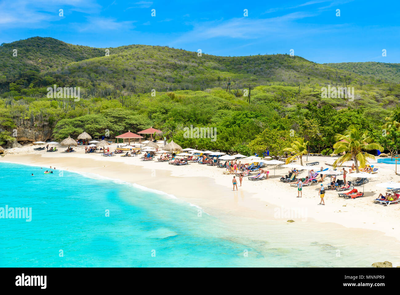 Explore The Beauty Of Caribbean: Grote Knip Beach, Curacao, Netherlands Antilles