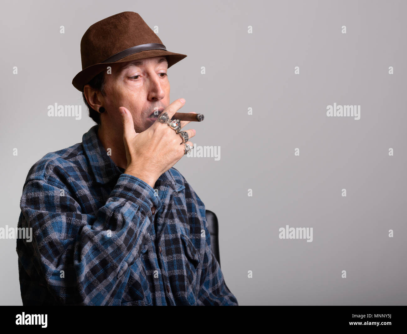 Cigar_smoking Stock Photos & Cigar_smoking Stock Images