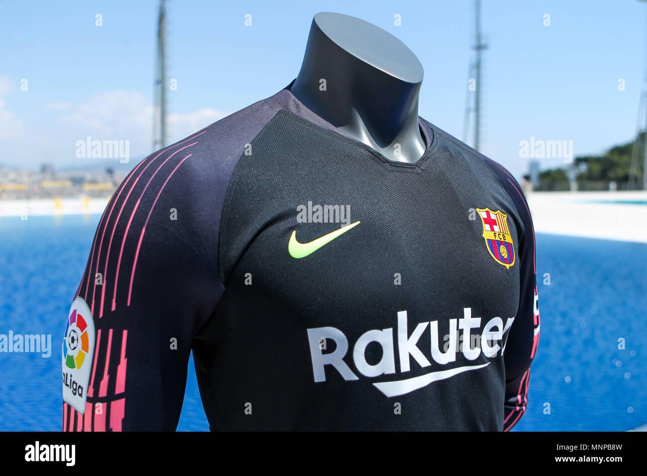 the latest ca183 5136d Fc Barcelona Goalkeeper Stock Photos & Fc Barcelona ...