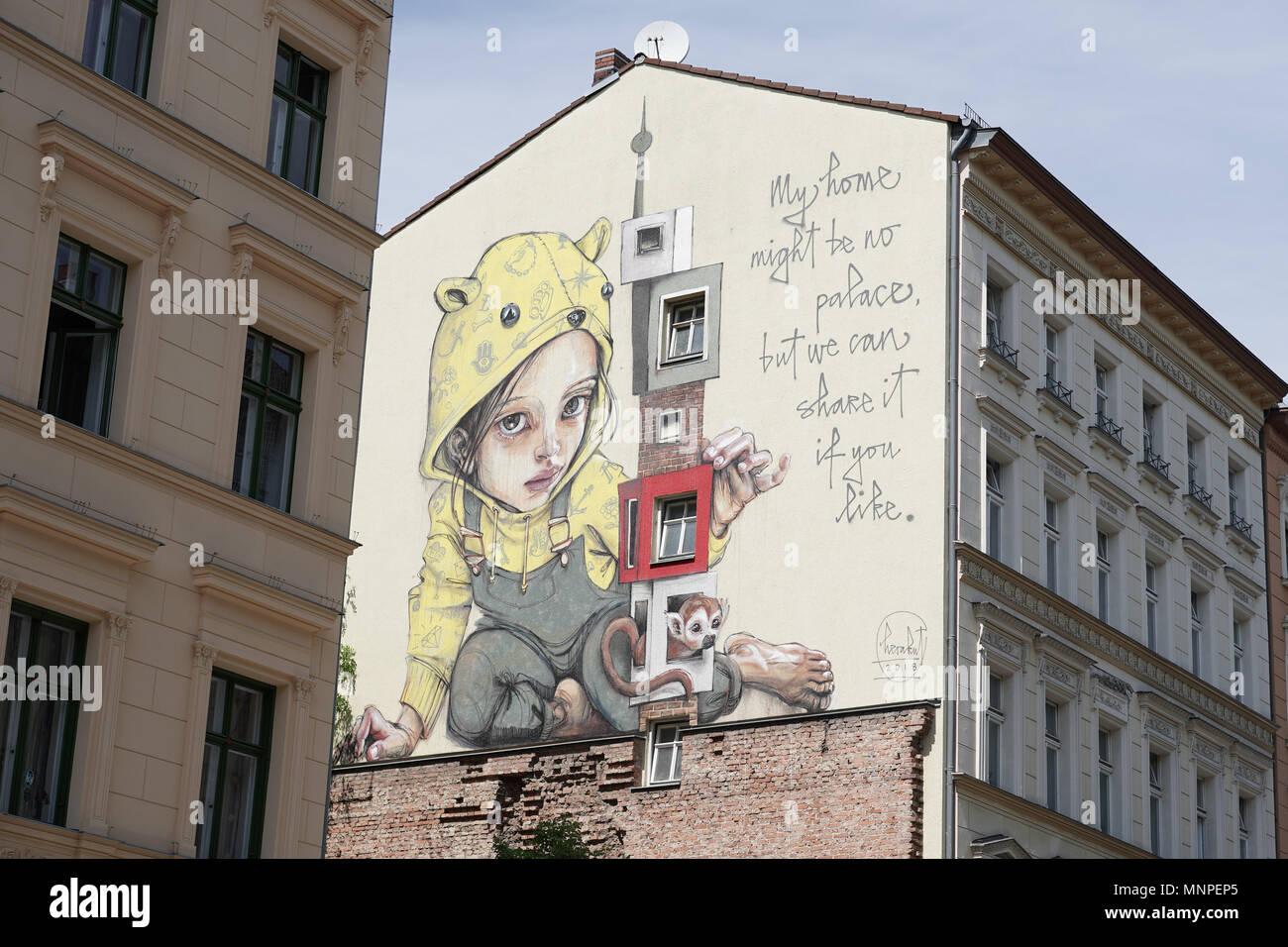 Berlin Mural Fest Adressen