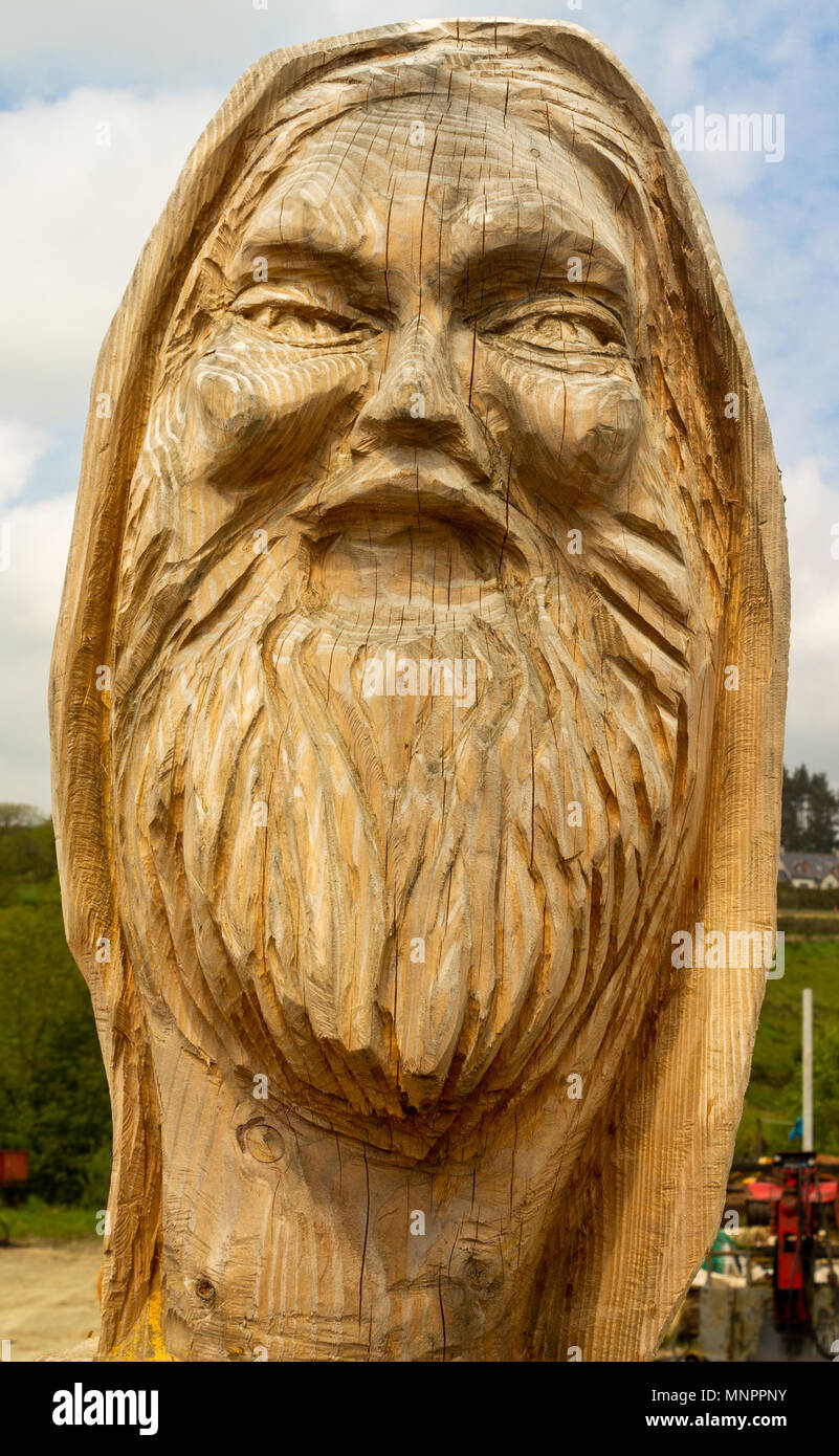 Wood carvers stock photos images alamy