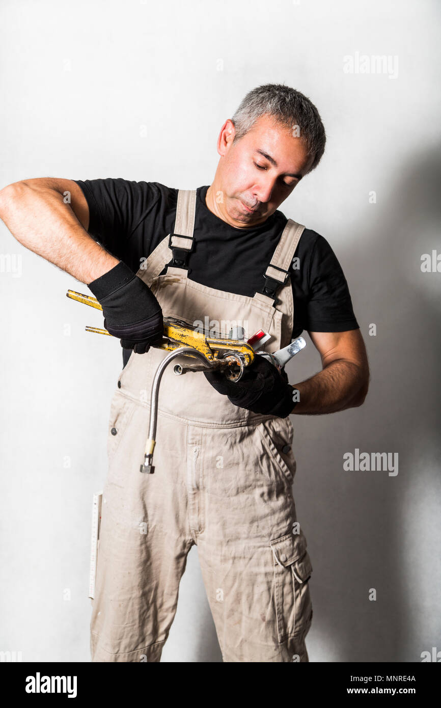 Gas Engineer House Stock Photos Amp Gas Engineer House Stock