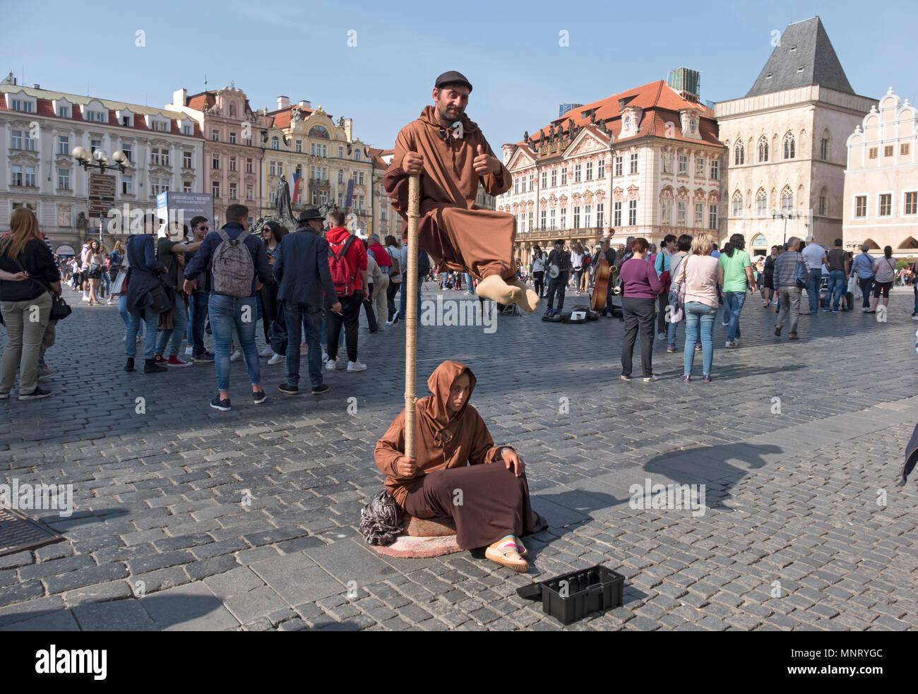 Czech doing