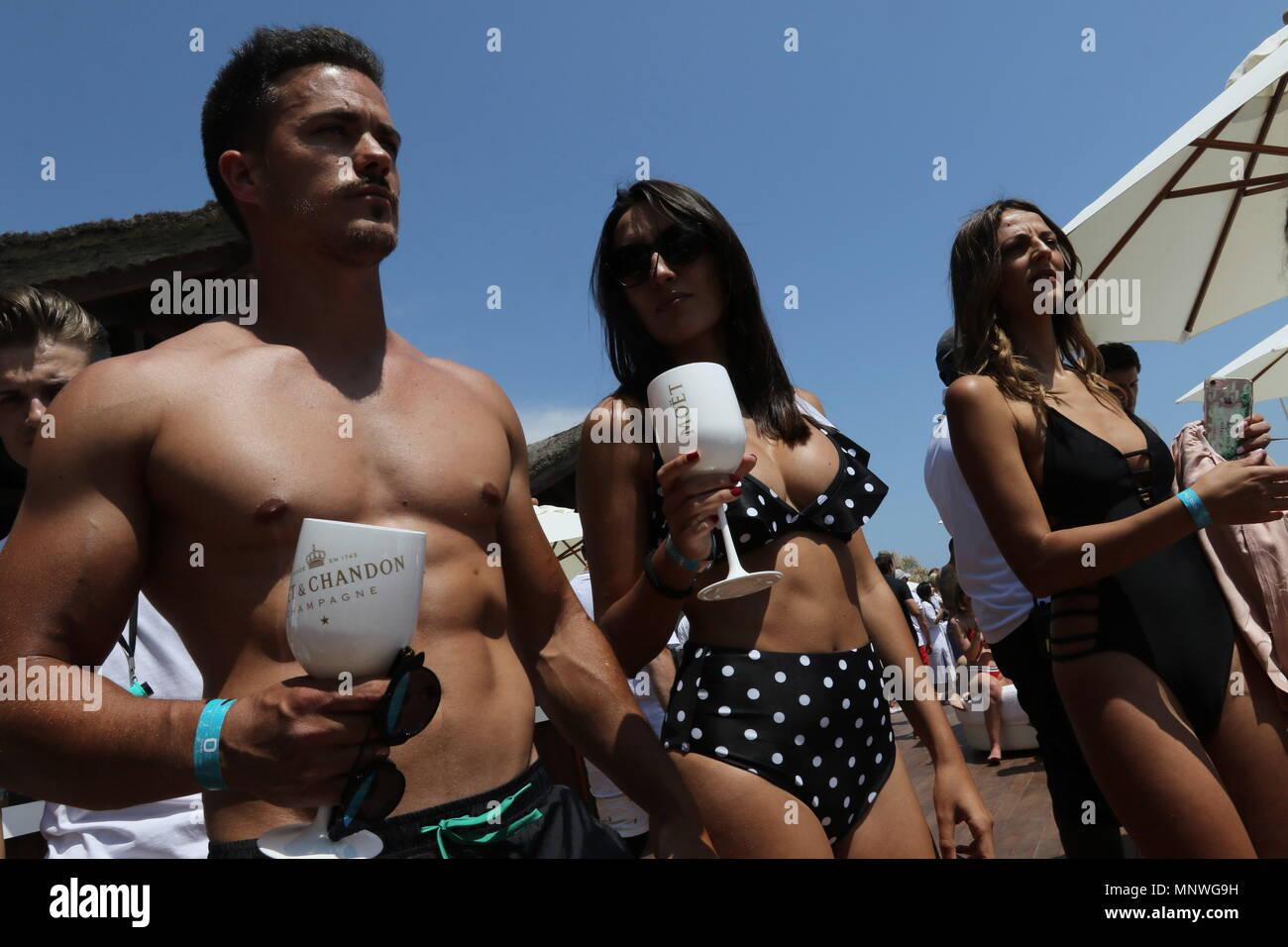 club escort girl in marbella