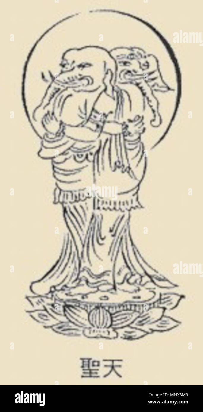 english butsuzō zu i 仏像図彙 collected illustrations of