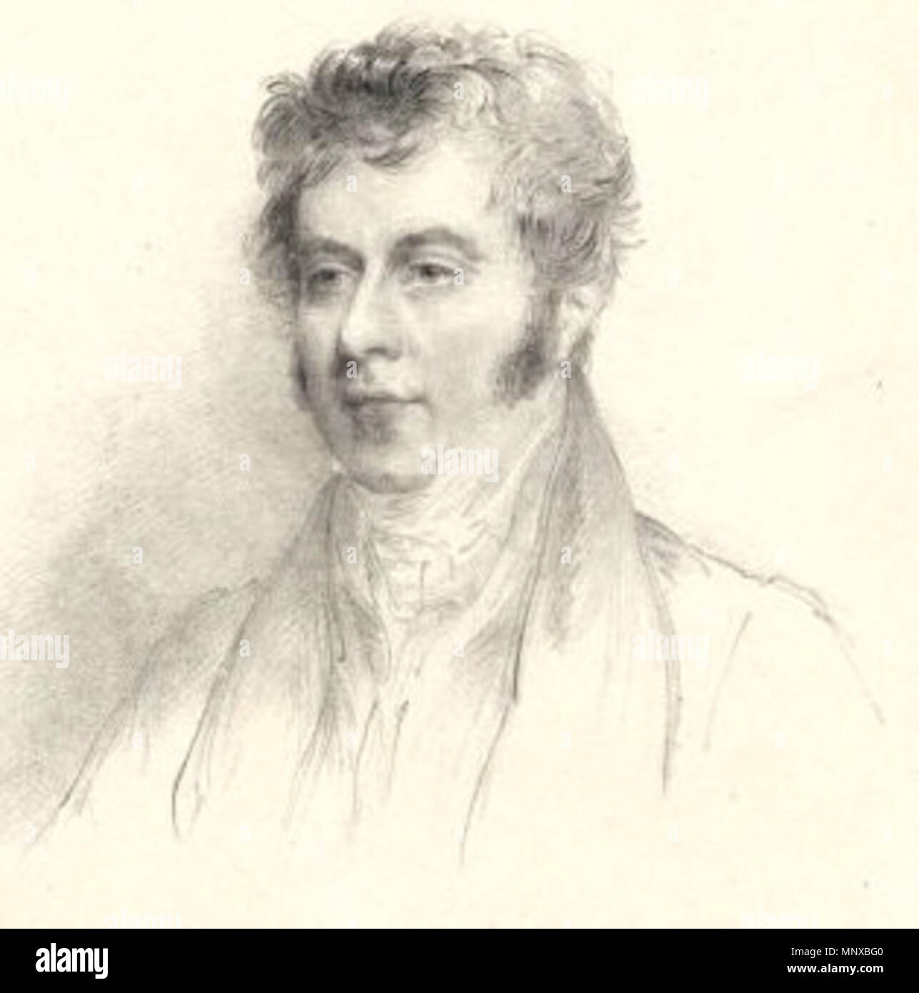 . Sir Robert Wilmot Horton - Sir Robert John Wilmot-Horton, 3rd Baronet, GCH (21 December 1784 – 31 May 1841) was a British politician during the first third of the 19th century. He was a member of the Canningite faction of the Tory party and served as Member of Parliament for Newcastle-under-Lyme from 1818 until 1830. between 1820 and 1829.   Richard James Lane  (1800–1872)     Alternative names Richard J. Lane  Description English engraver and lithographer  Date of birth/death 16 February 1800 21 November 1872  Location of birth Berkeley Castle  Authority control  : Q7326816 VIAF: 59348682 I - Stock Image
