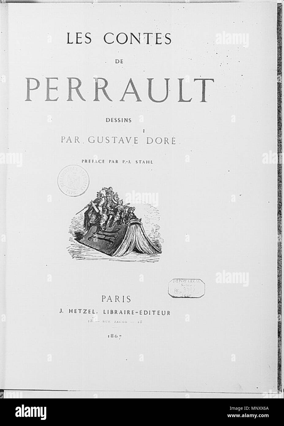List of Charles Perraults tales according to the studies of French literary critics