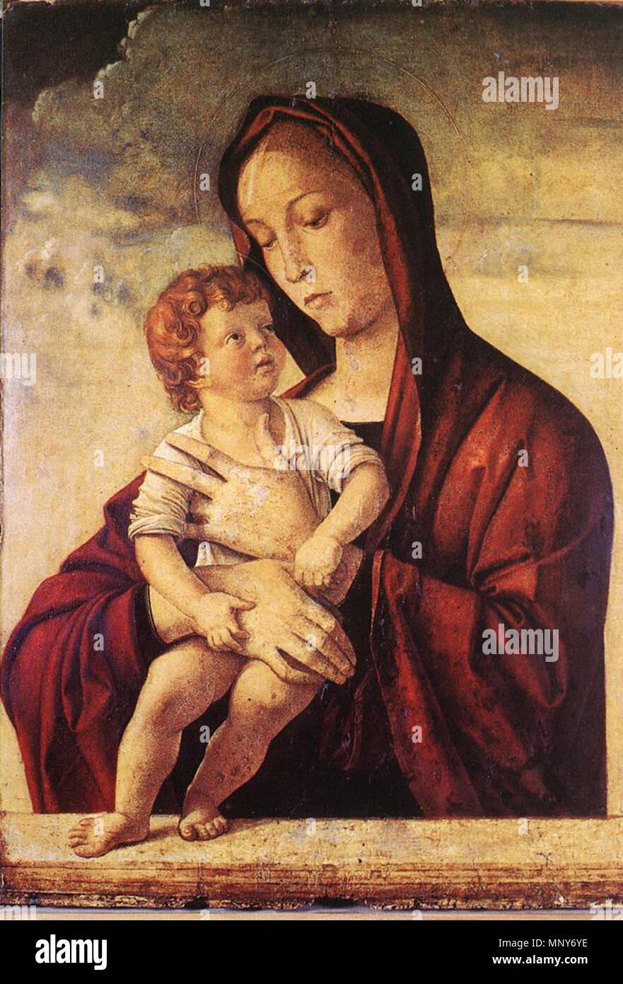 Bellini Nürnberg circa 1475 stock photos circa 1475 stock images alamy