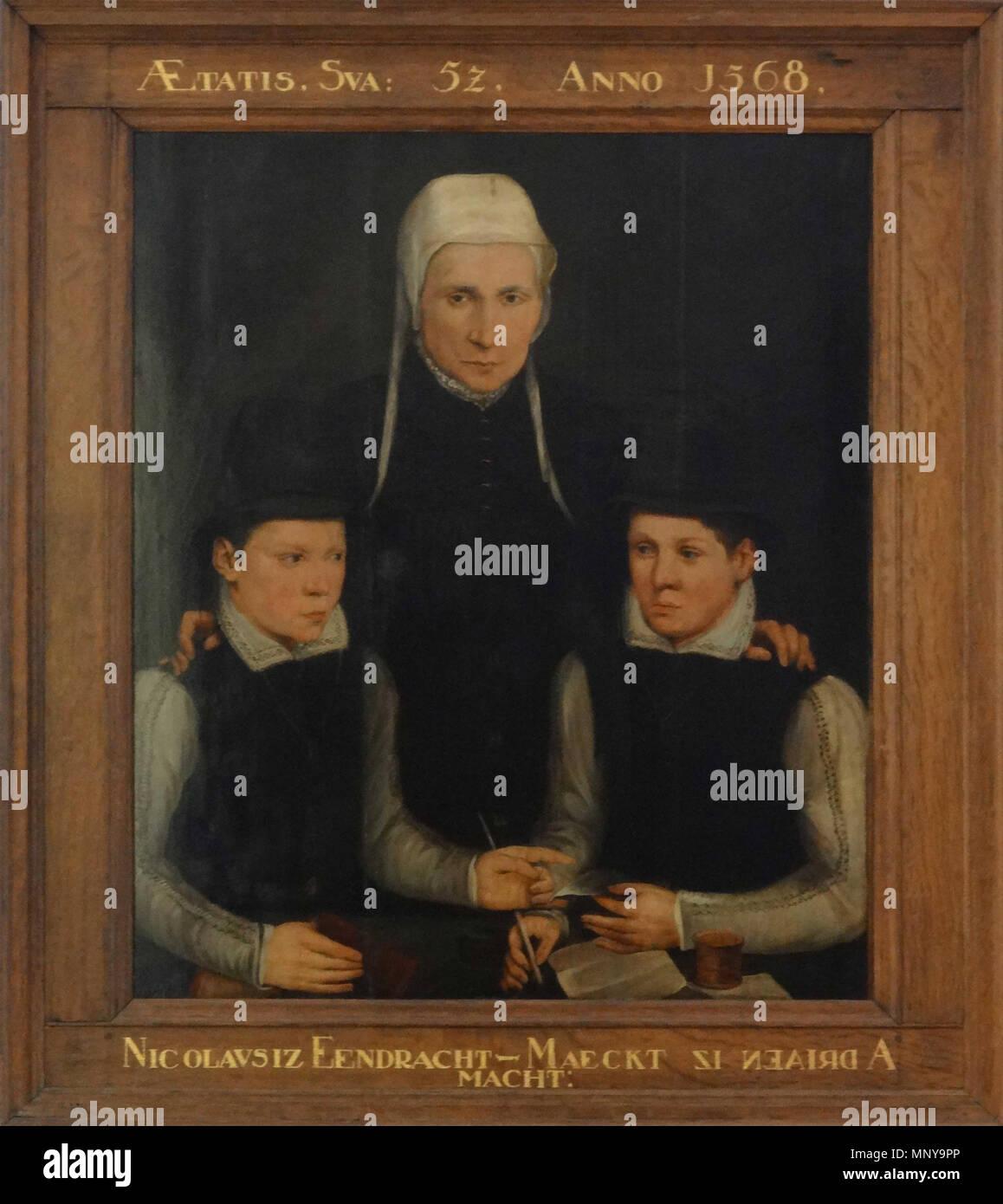 Schilderij Met Eigen Foto.Nederlands Eigen Foto Van Een Schilderij Uit 1568 Afkomstig Uit Het