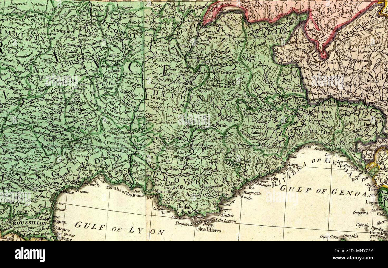 Map 0f Europe.Faden Map Stock Photos Faden Map Stock Images Alamy