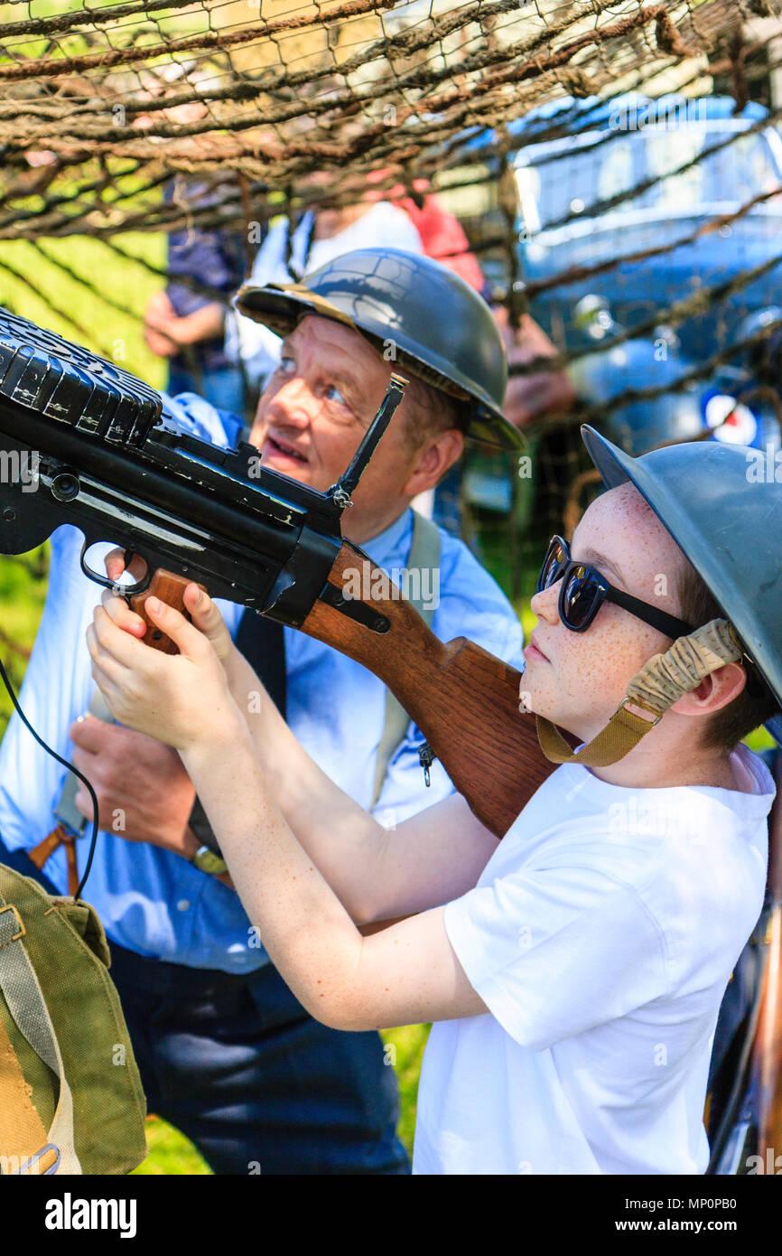 Lewis Gun Stock Photos & Lewis Gun Stock Images - Alamy