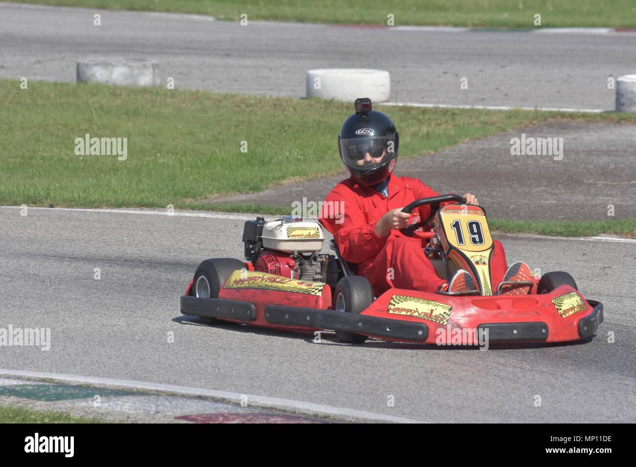 Go Kart Racing Pa >> Green Go Kart Stock Photos Green Go Kart Stock Images Alamy