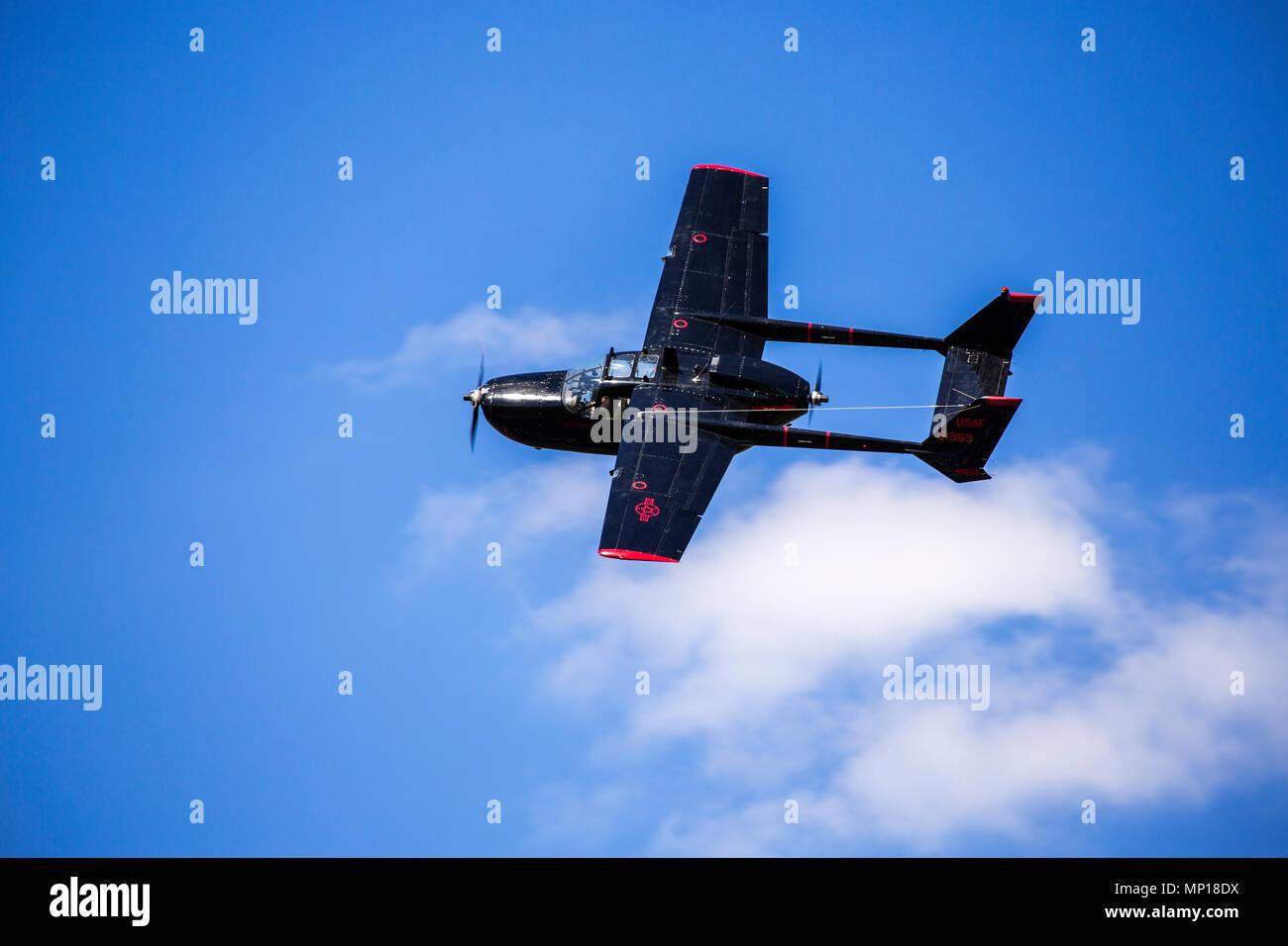 Cessna Wing Stock Photos & Cessna Wing Stock Images - Alamy