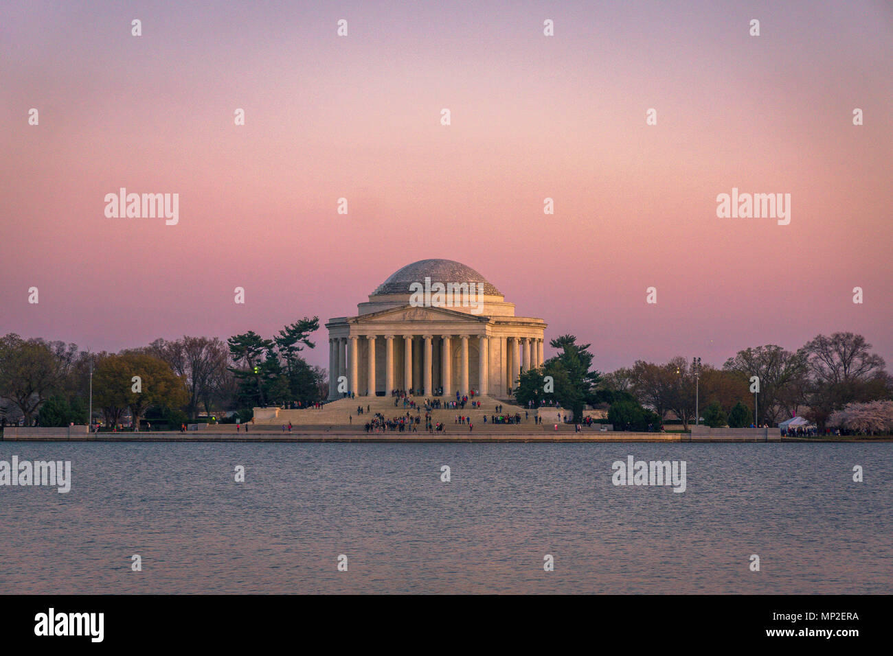 Washington, DC Cherry Blossom Festival Stock Photo