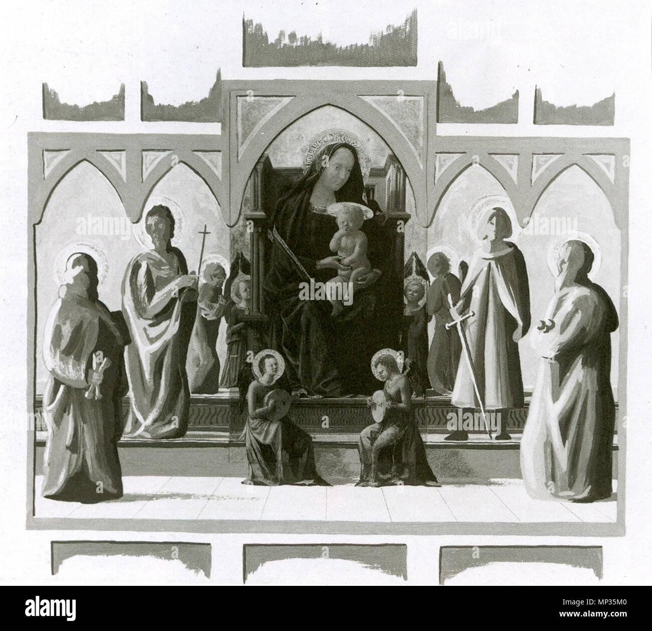 masaccio saint andrew and the pisa altarpiece