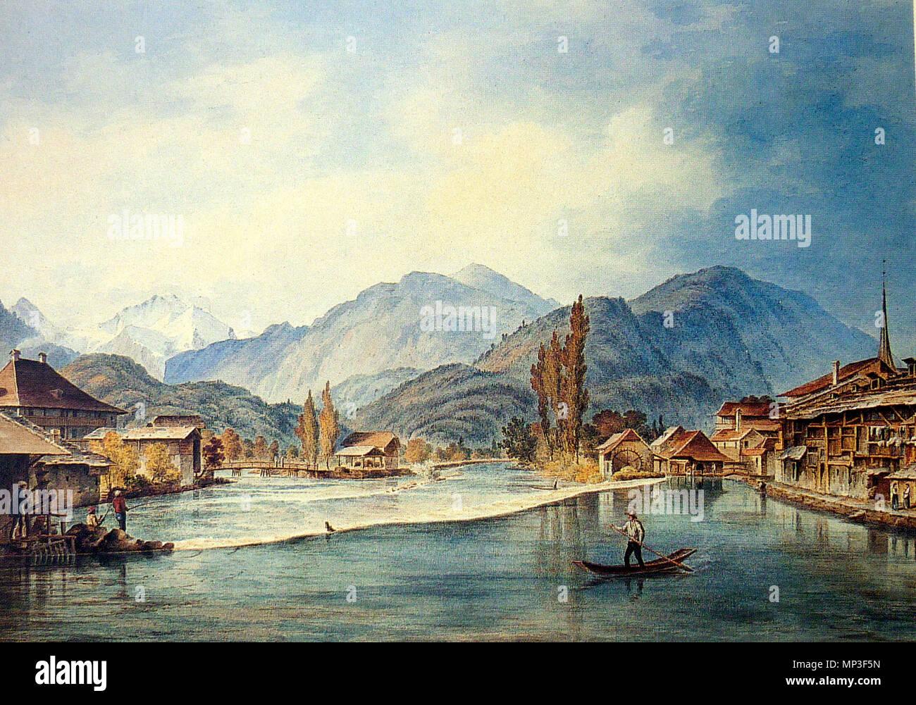 SГјdwest-Jungfrau datiert