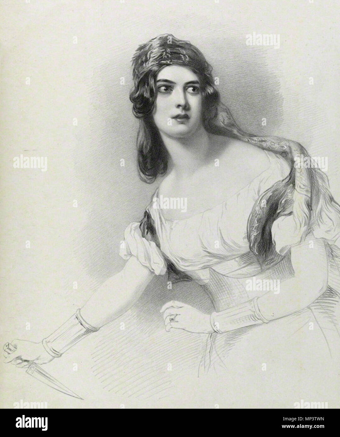 by Richard James Lane, published by  Thomas McLean, after  Sir Francis Grant, lithograph, published 1837    . English: Louisa Cranstoun Nisbett (1812-1858) . 1837.   Richard James Lane (1800–1872)   Alternative names Richard J. Lane  Description English engraver and lithographer  Date of birth/death 16 February 1800 21 November 1872  Location of birth Berkeley Castle  Authority control  : Q7326816 VIAF:59348682 ISNI:0000 0000 6658 4871 ULAN:500120153 LCCN:n81054202 SUDOC:119740117 WorldCat    , published by Thomas McLean, after Sir Francis Grant 825 Louisa Cranstoun Nisbett - Stock Image