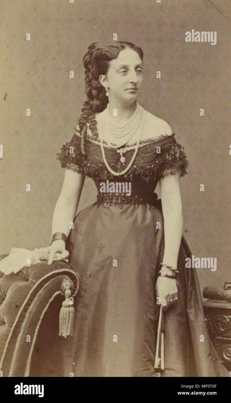 By Ludwig Angerer Albumen Carte De Visite Circa 1864 NPG Ax33514
