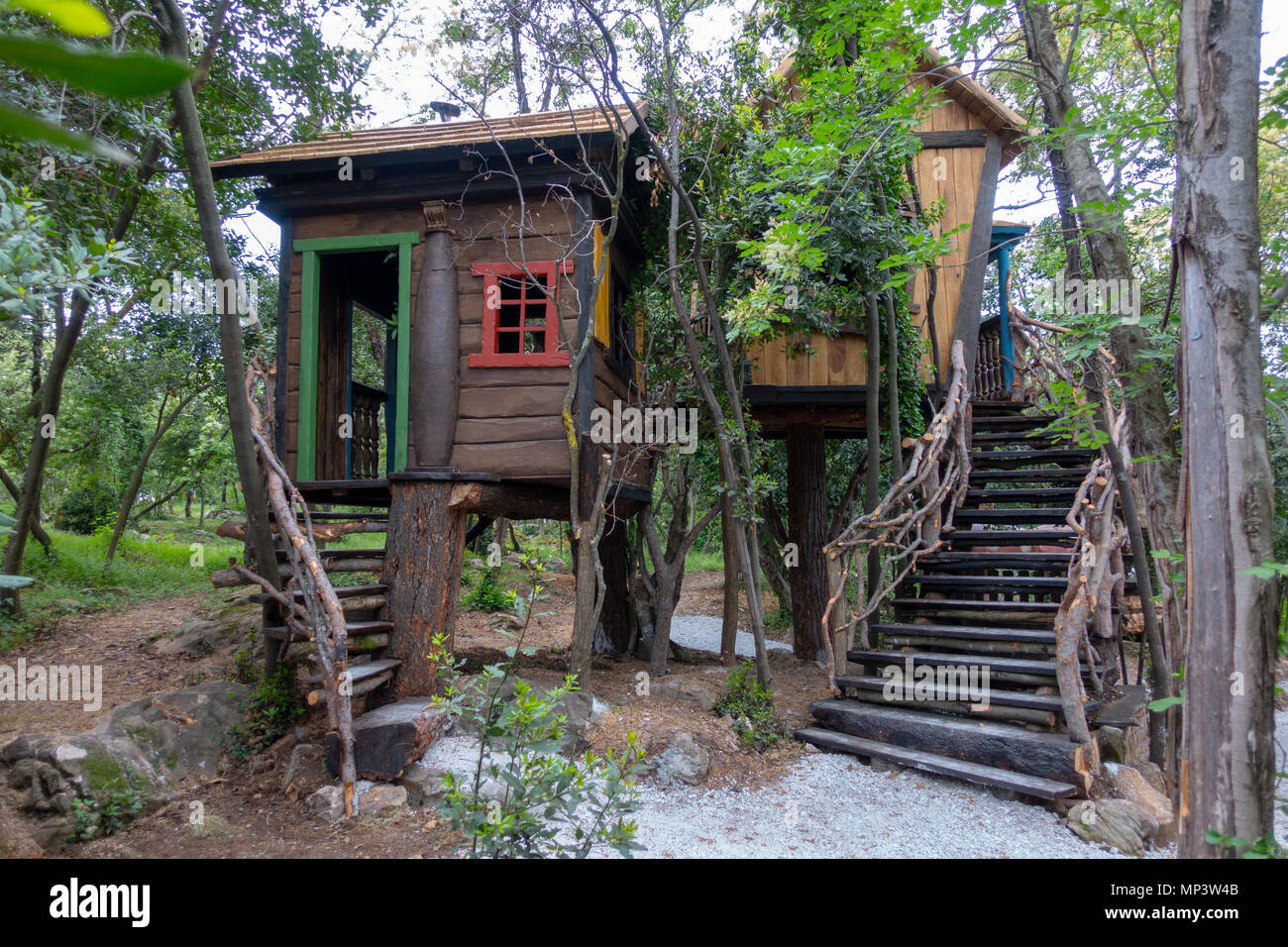 Fantasy House High Resolution Stock Photography And Images Alamy