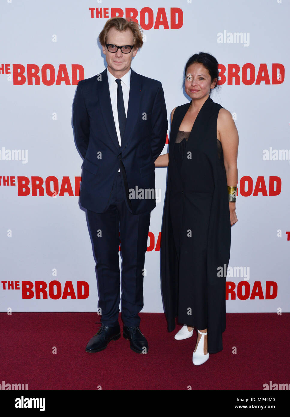 Philippe Vergne 201 at The Broad Museum Opening and Inaugural Dinner at the Broad Museum in Los Angeles. September 17, 2015.Philippe Vergne 201 ------------- Red Carpet Event, Vertical, USA, Film Industry, Celebrities,  Photography, Bestof, Arts Culture and Entertainment, Topix Celebrities fashion /  Vertical, Best of, Event in Hollywood Life - California,  Red Carpet and backstage, USA, Film Industry, Celebrities,  movie celebrities, TV celebrities, Music celebrities, Photography, Bestof, Arts Culture and Entertainment,  Topix, vertical,  family from from the year , 2015, inquiry tsuni@Gamma- - Stock Image
