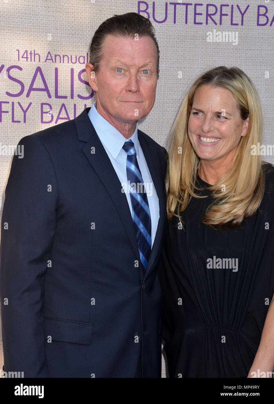 Robert Patrick Barbara Patrick 037 At The 14th Annual