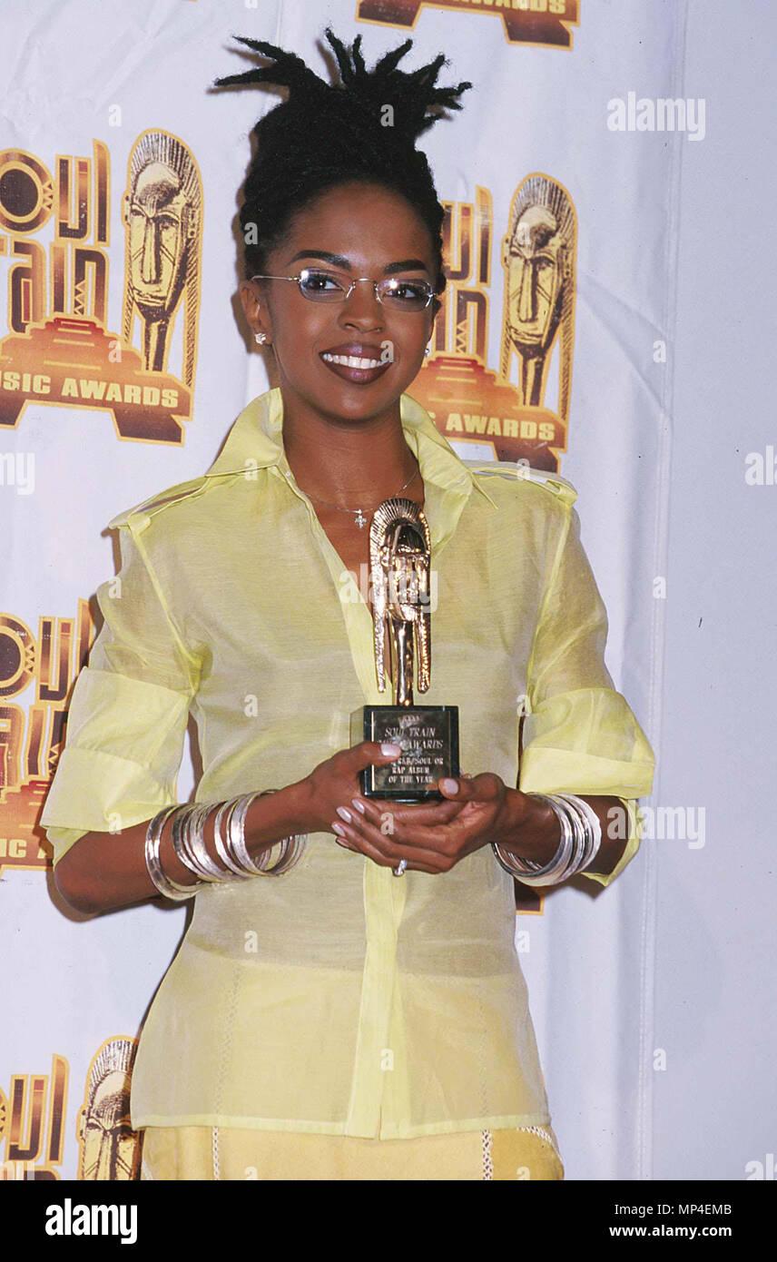 Lauryn Hill 1999 Stock...