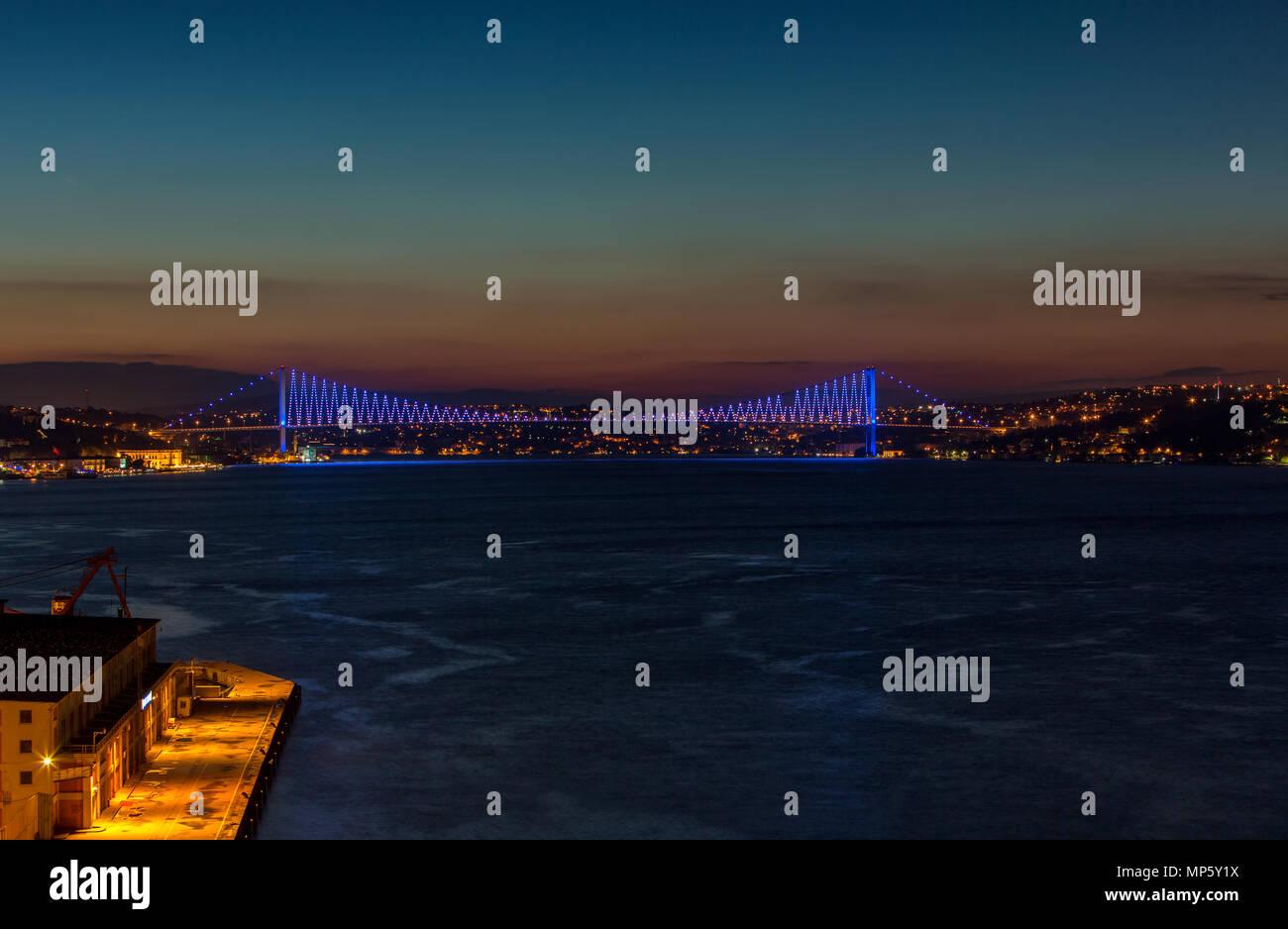 Istanbu. Stock Photo