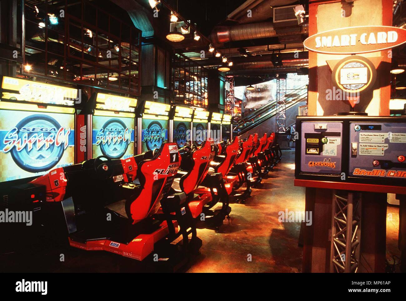 Gamework Las Vegas Super Gt Event In Hollywood Life