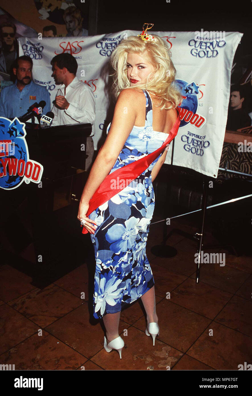 Page 3 Anna Nicole Smith High Resolution Stock Photography And Images Alamy