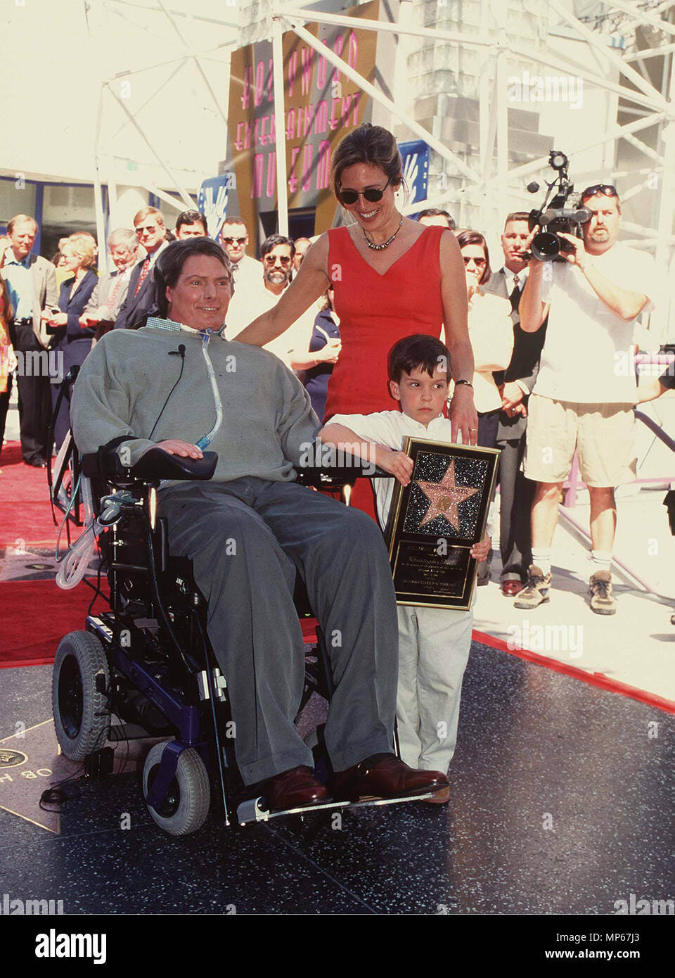 Christopher Reeve Stock Photos & Christopher Reeve Stock Images - Alamy