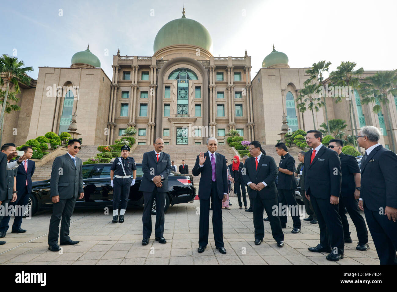 Image result for Malaysia's 92 year old Prime Minister