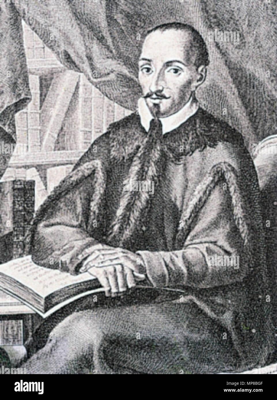 718 Jerónimo Zurita - Stock Image