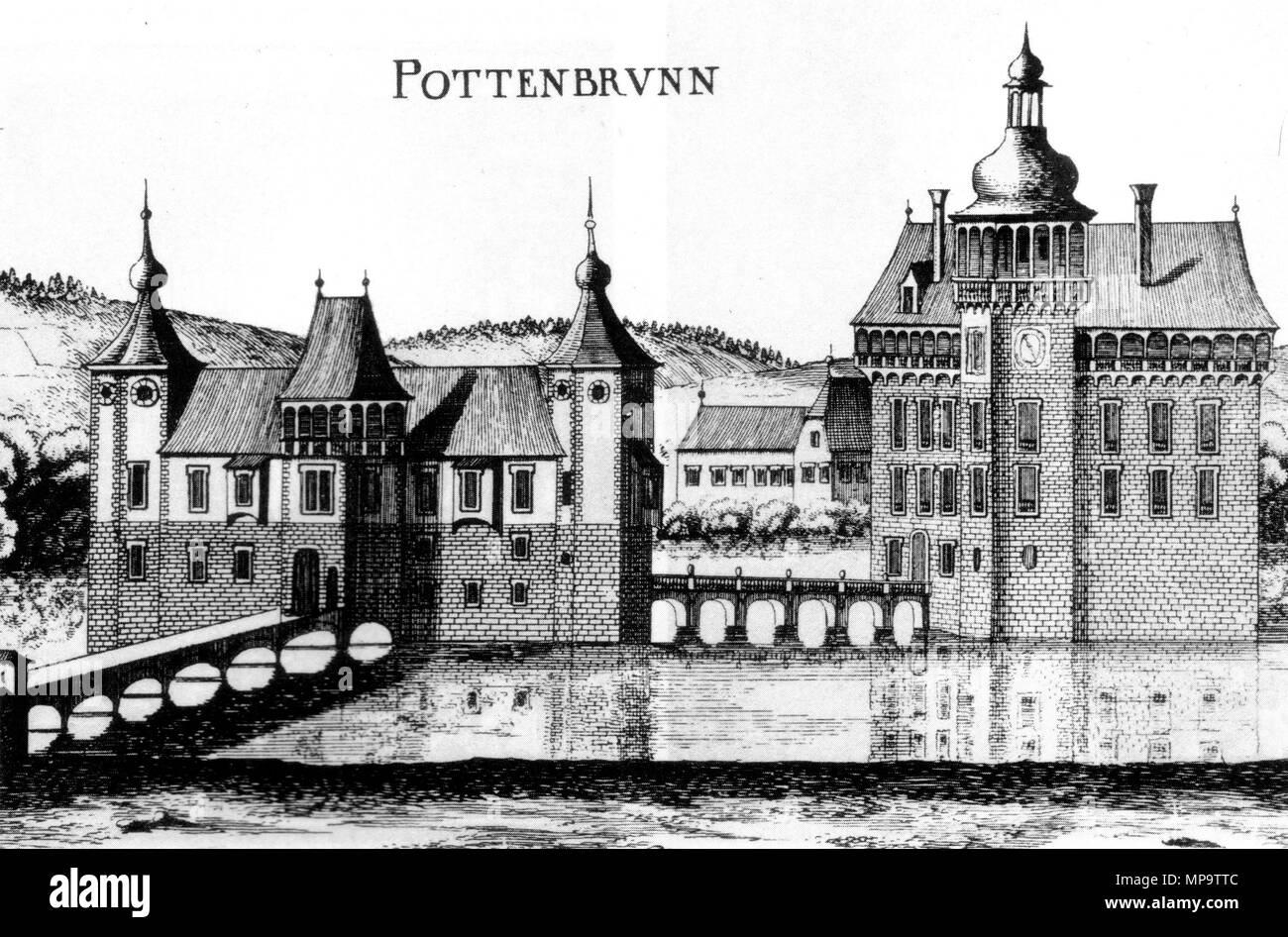Datei:Schloss Pottenbrunn bubble-sheet.com Wikipedia