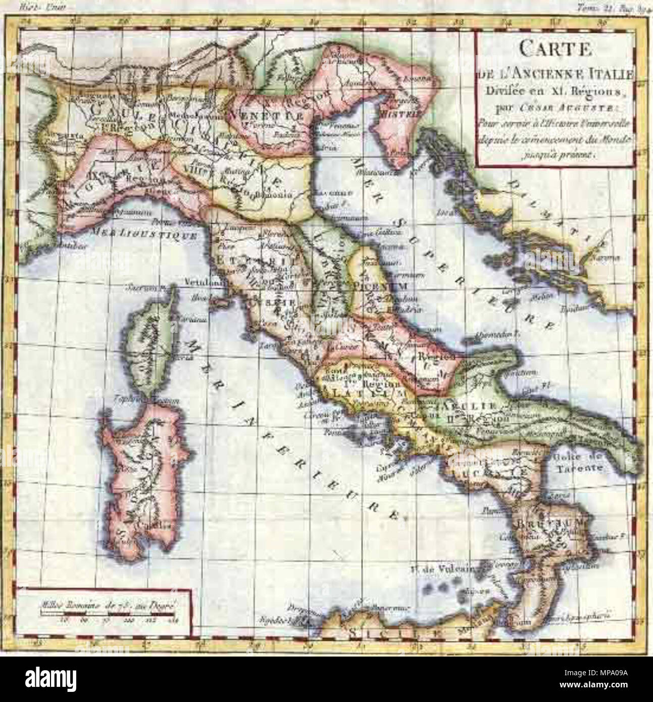 English Old Map Of Italy 1780 1780 Unknown 853 Map Italy Old
