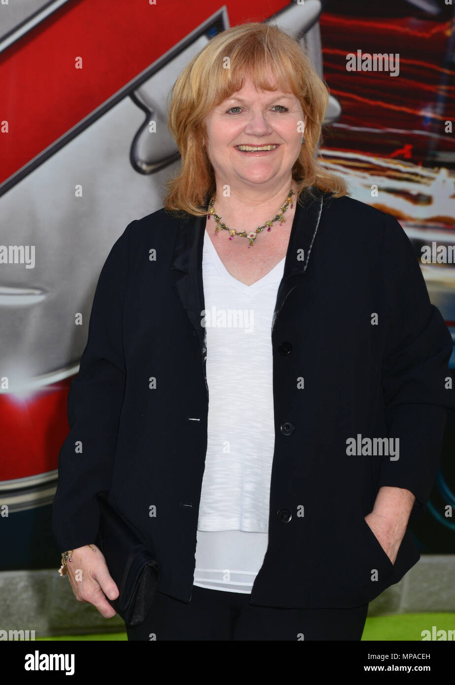 Lesley Nicol at the  Sony Pictures Ghostbusters Premiere at TCL Chinese Theatre in Los Angeles. July 9, 2016. Lesley Nicol ------------- Red Carpet Event, Vertical, USA, Film Industry, Celebrities,  Photography, Bestof, Arts Culture and Entertainment, Topix Celebrities fashion /  Vertical, Best of, Event in Hollywood Life - California,  Red Carpet and backstage, USA, Film Industry, Celebrities,  movie celebrities, TV celebrities, Music celebrities, Photography, Bestof, Arts Culture and Entertainment,  Topix, Three Quarters, vertical, one person,, from the year , 2016, inquiry tsuni@Gamma-USA.c - Stock Image