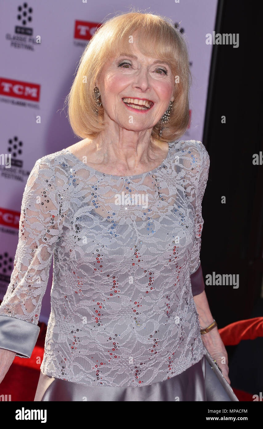 Lillian Michelson At The 2016 Tcm Classic Film Festival Opening