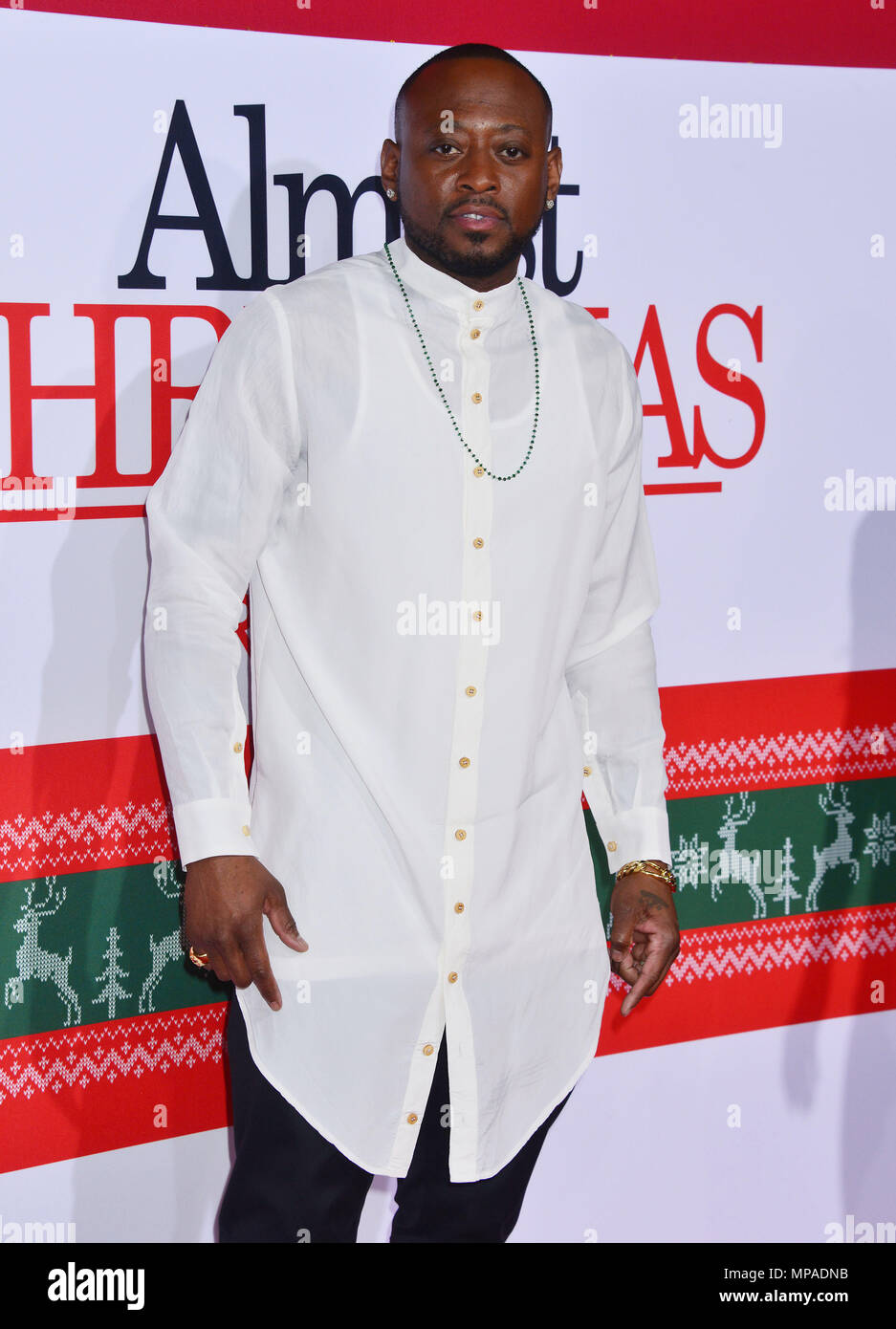 Almost Christmas Actor Omar.Omar Epps Stock Photos Omar Epps Stock Images Alamy