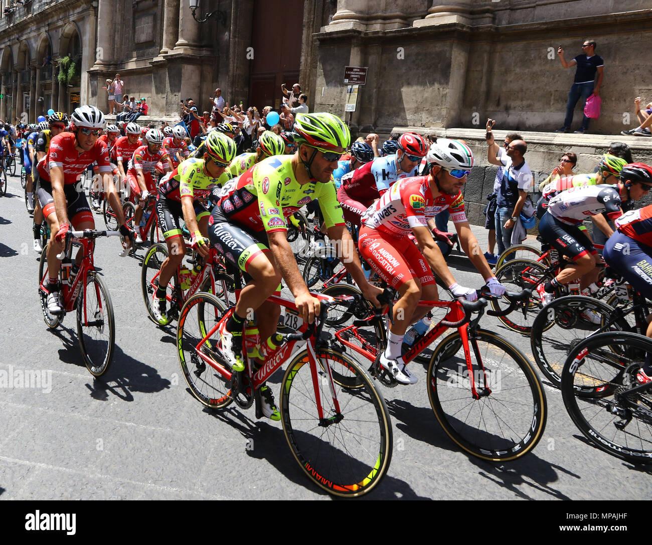 350e8381e5d1 Giro d Italia 2018 (4th stage in Catania
