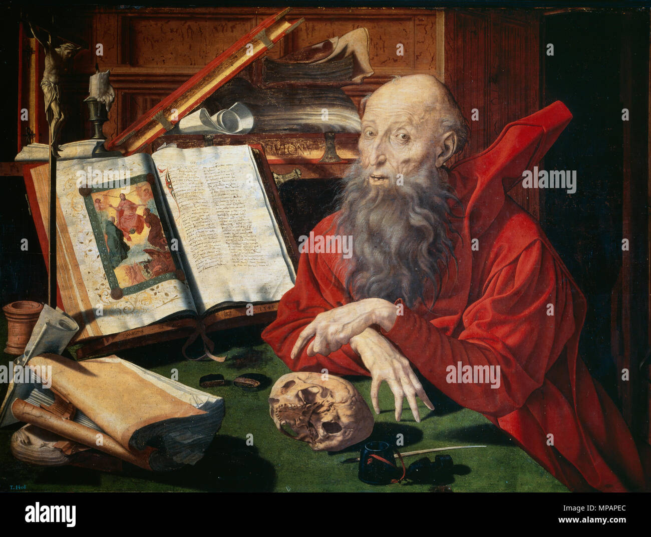 Реймерсвале, Маринус ван - это Что такое Реймерсвале