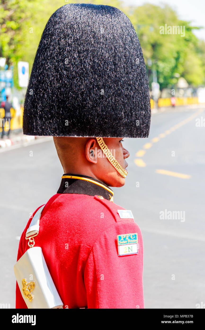 Busby Hat Stock Photos & Busby Hat Stock Images - Alamy