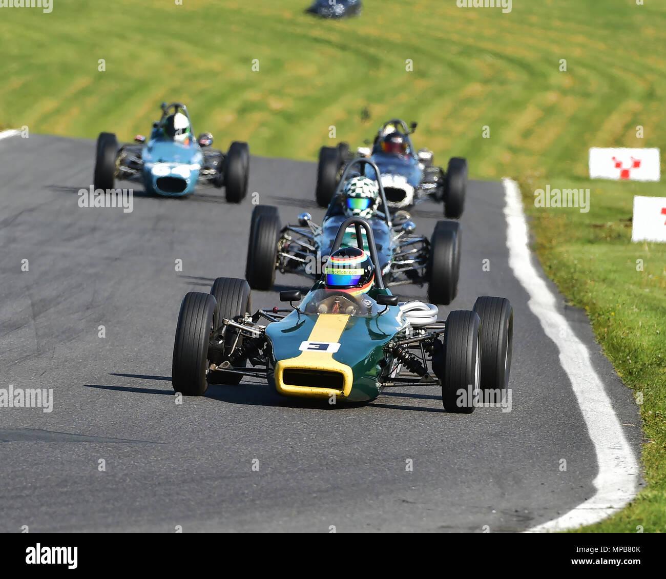Benn Simms, Lola T200, HFF, Historic Formula Ford Championship, HSCC ...