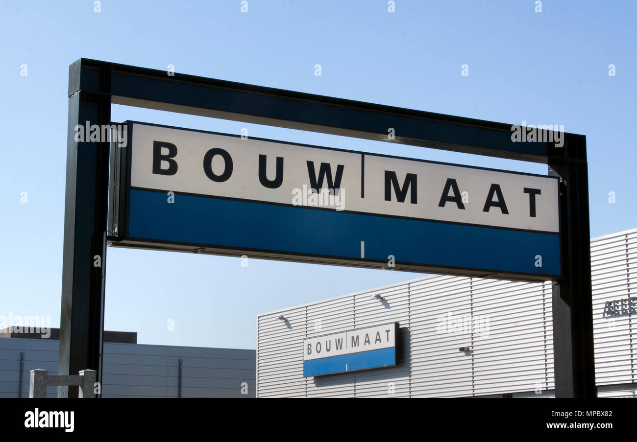 Amsterdam netherlands october 2 2015 sign of the bouwmaat do it amsterdam netherlands october 2 2015 sign of the bouwmaat do it yourself store in amsterdam solutioingenieria Gallery
